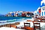 Atenas y Mykonos, 8 días