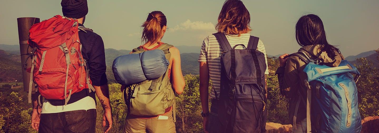 Disfruta viajando