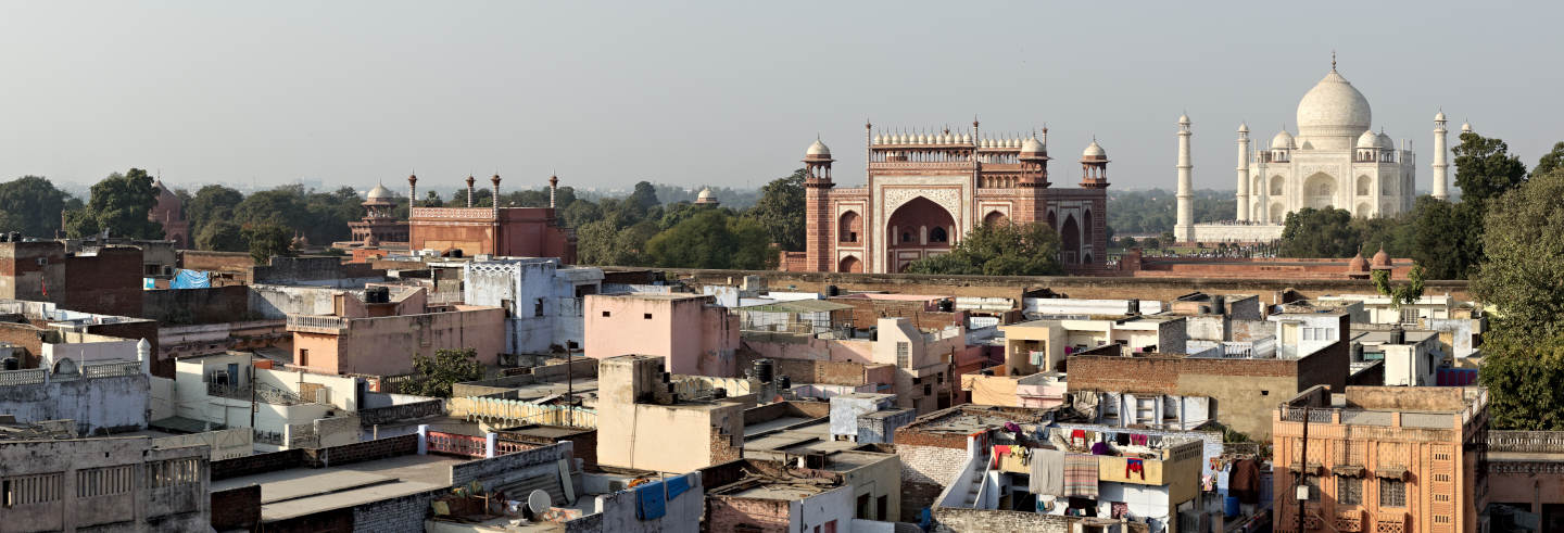 Free Walking Tour of Agra