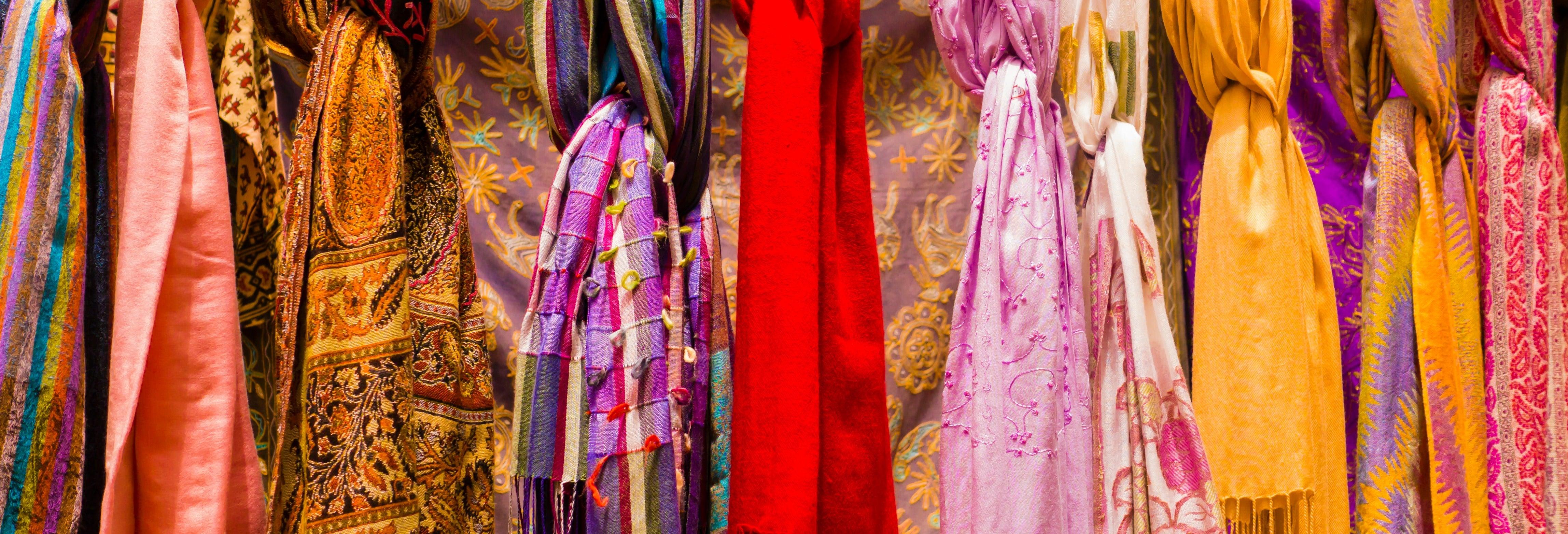 Tour por los bazares de Agra