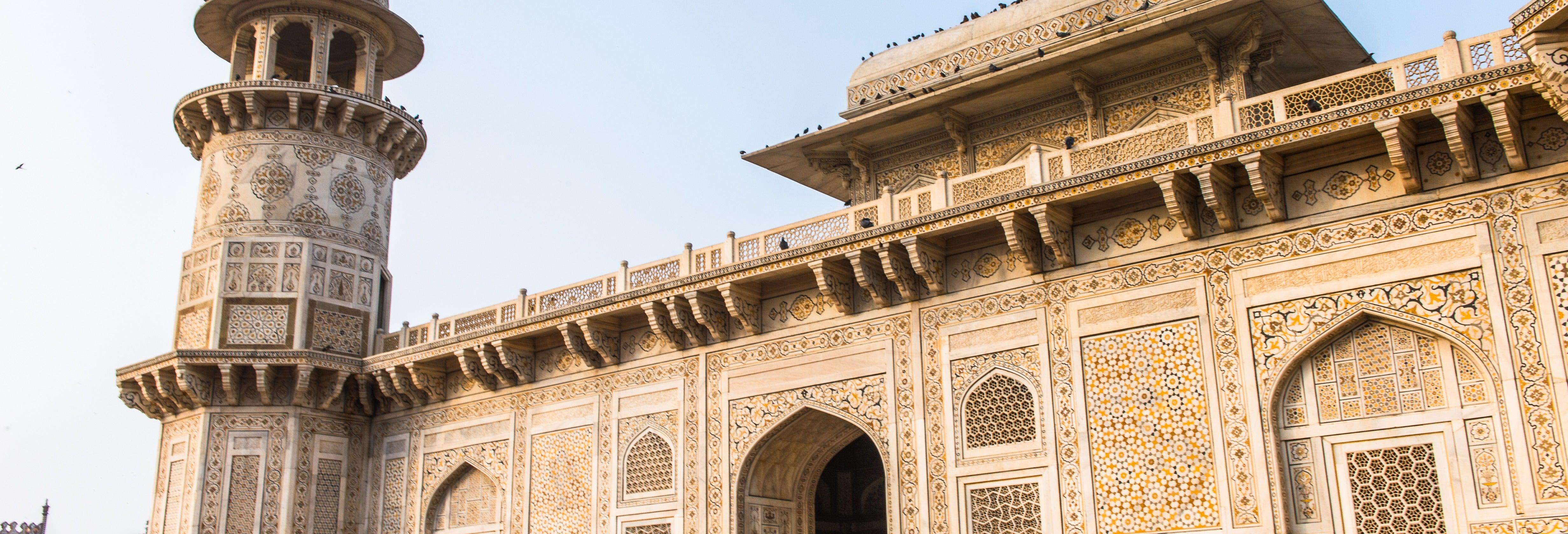 Tour de Agra para Instagram