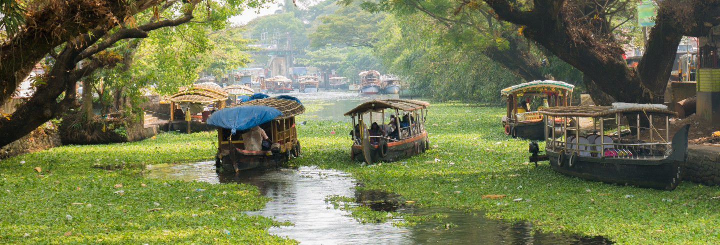 Free Walking Tour of Alleppey
