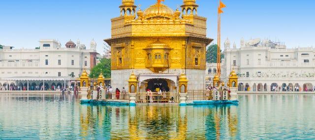 Tour por el Templo Dorado