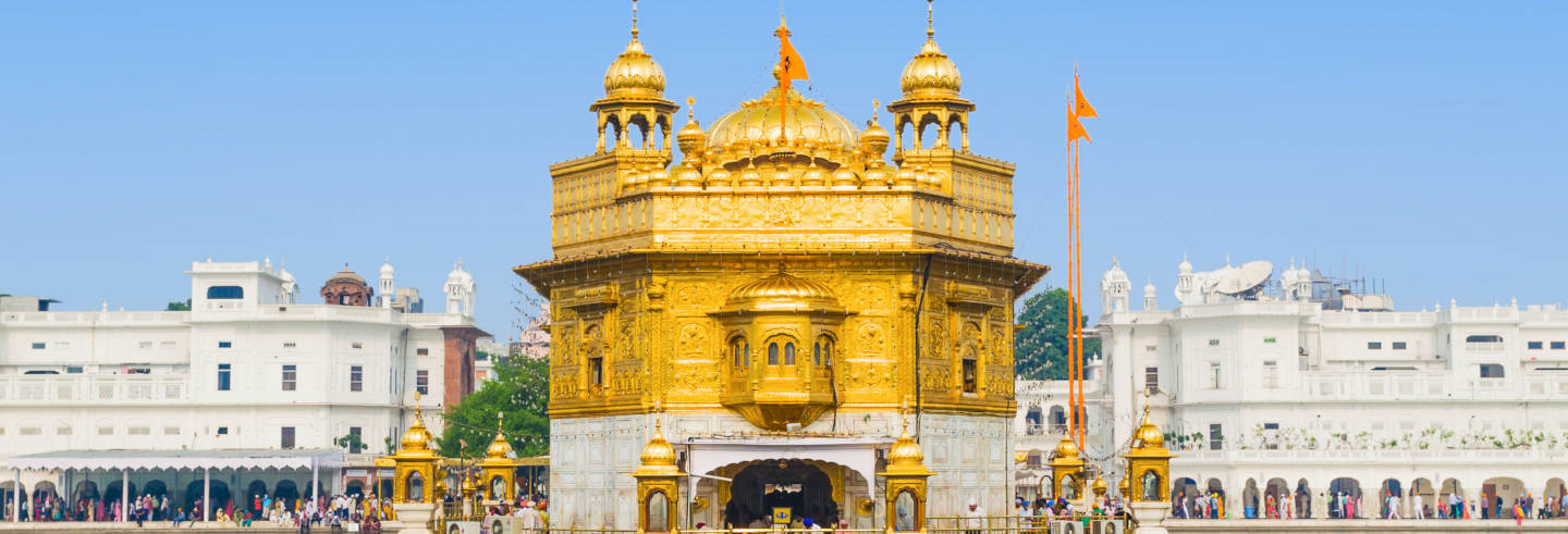 Golden Temple Guided Tour