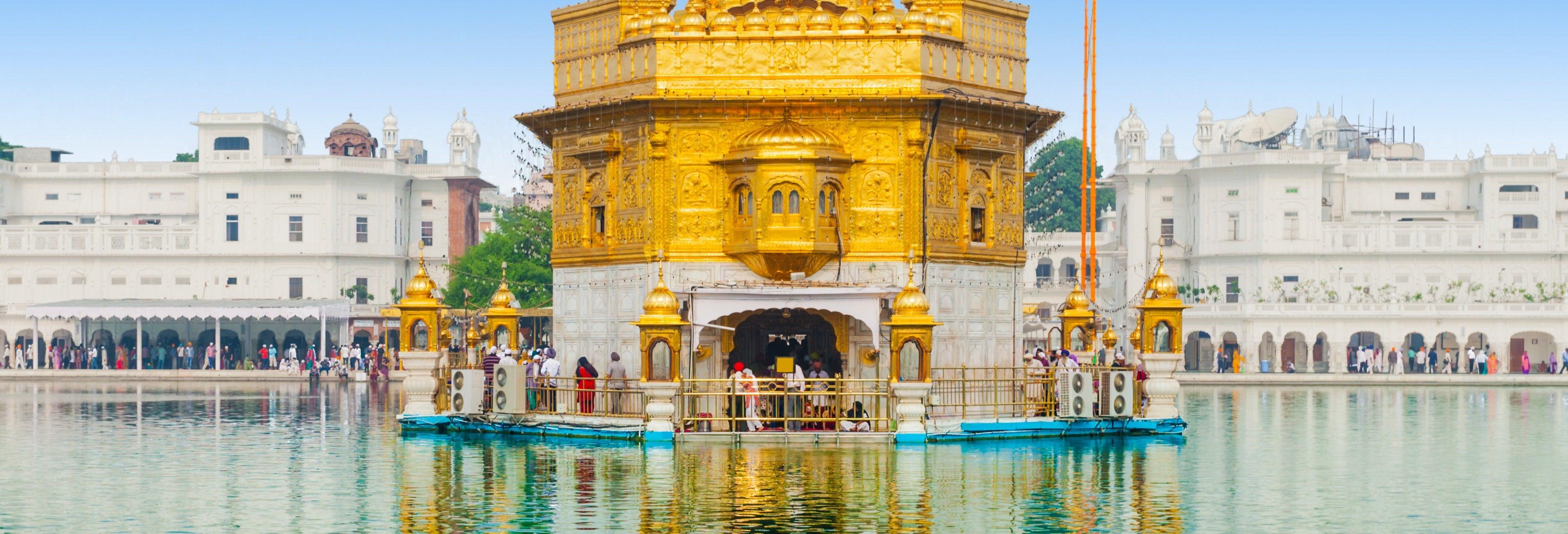 Tour pelo Templo Dourado