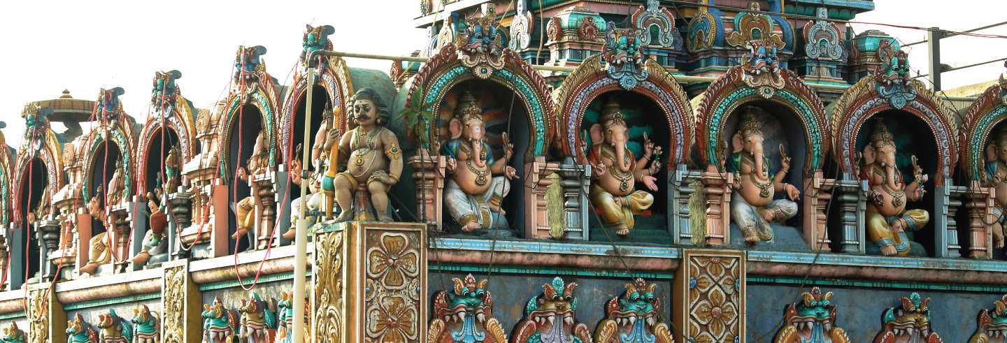 Bengaluru Temples Walking Tour