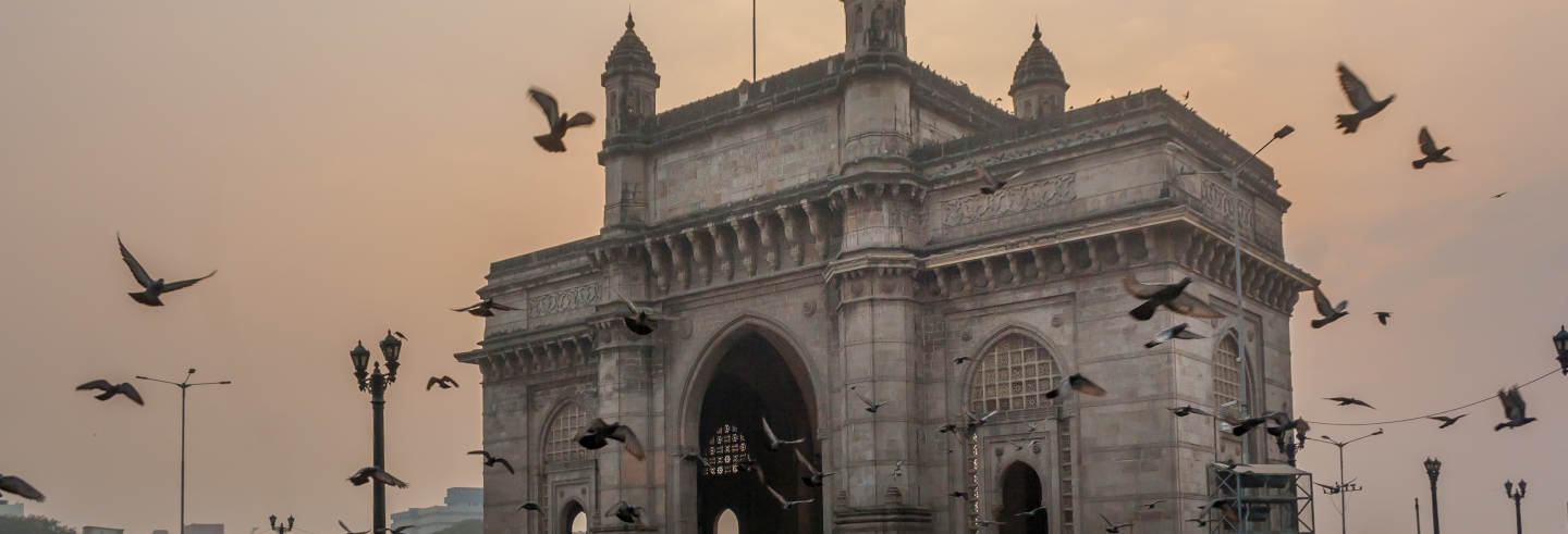 Free tour por Mumbai. Grátis!