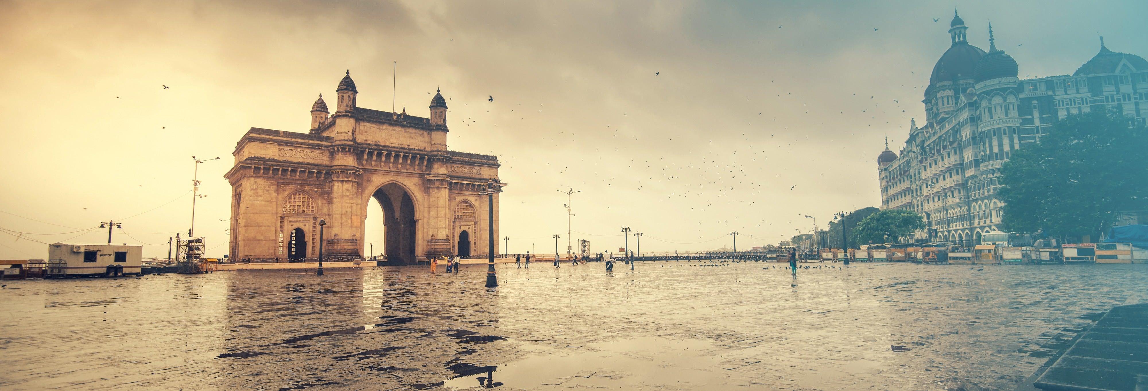 Tour por Bombay al amanecer