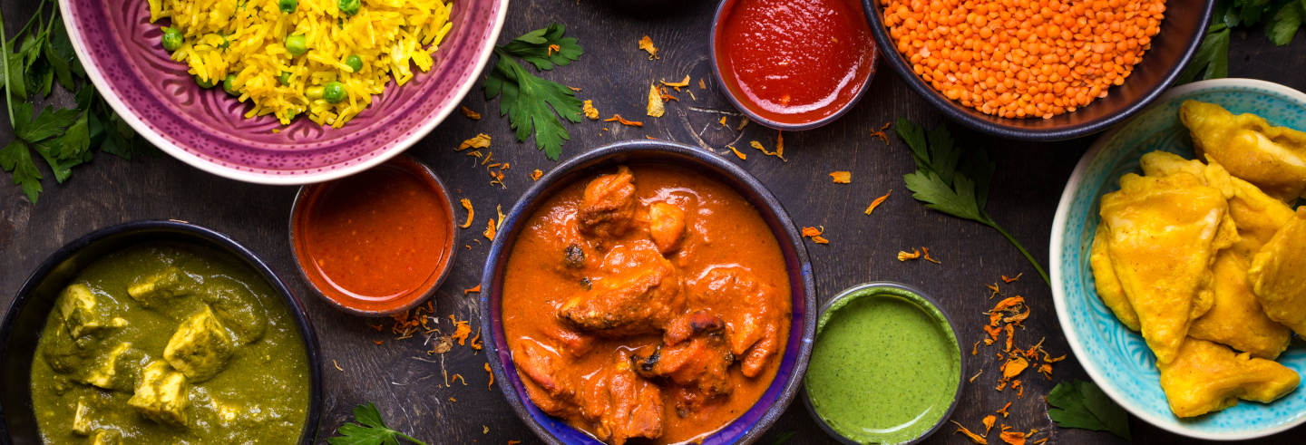 Tour gastronómico por Bombay