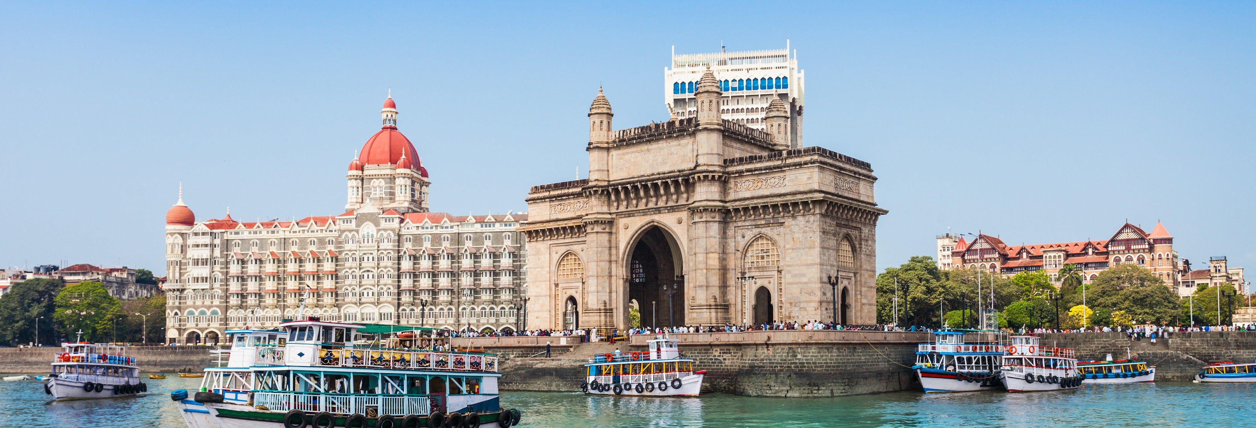 Visita guiada por Mumbai