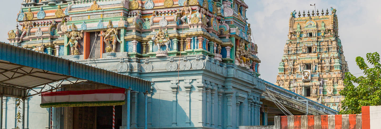 Tour spirituale di Chennai