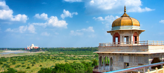 Excursión a Agra en tren de alta velocidad