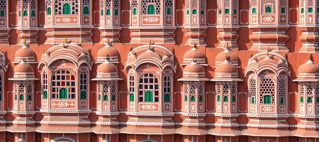 Excursión privada a Agra y Jaipur en 3 días