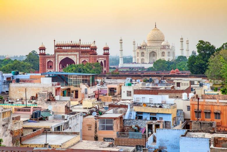 ,Excursión a Agra,Tour por Delhi
