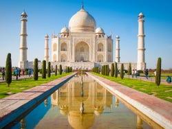 ,Taj Mahal