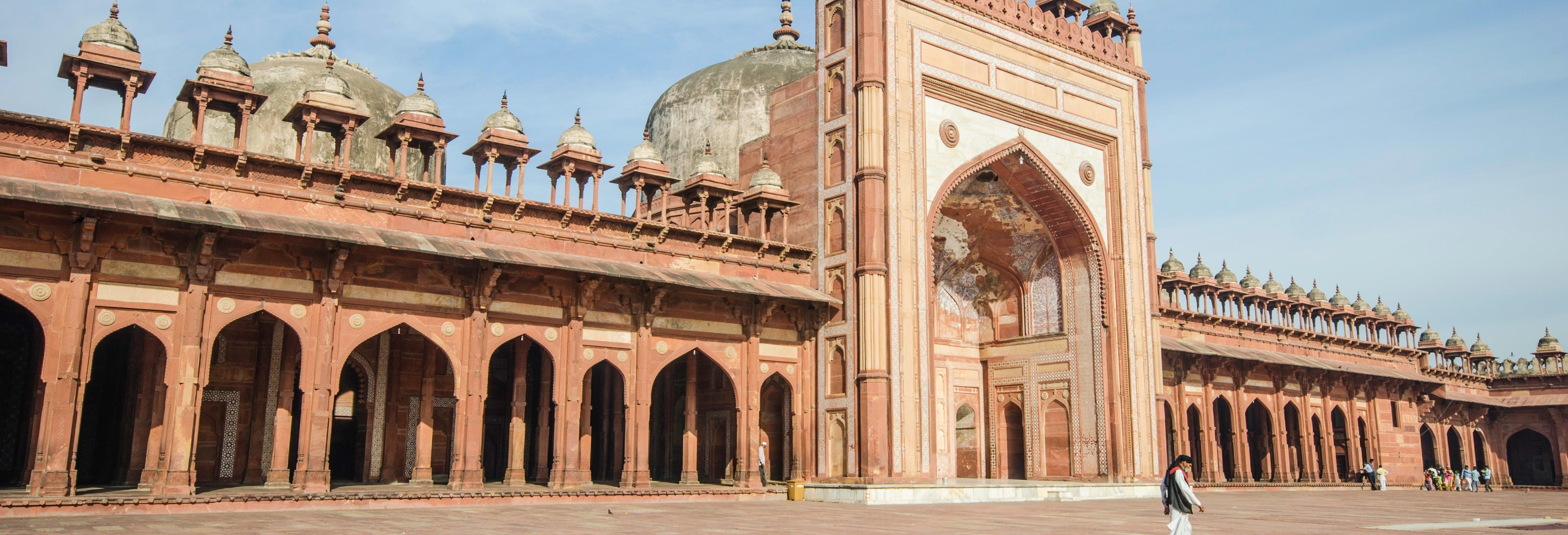 ¿Escala en Delhi? Tour desde el aeropuerto