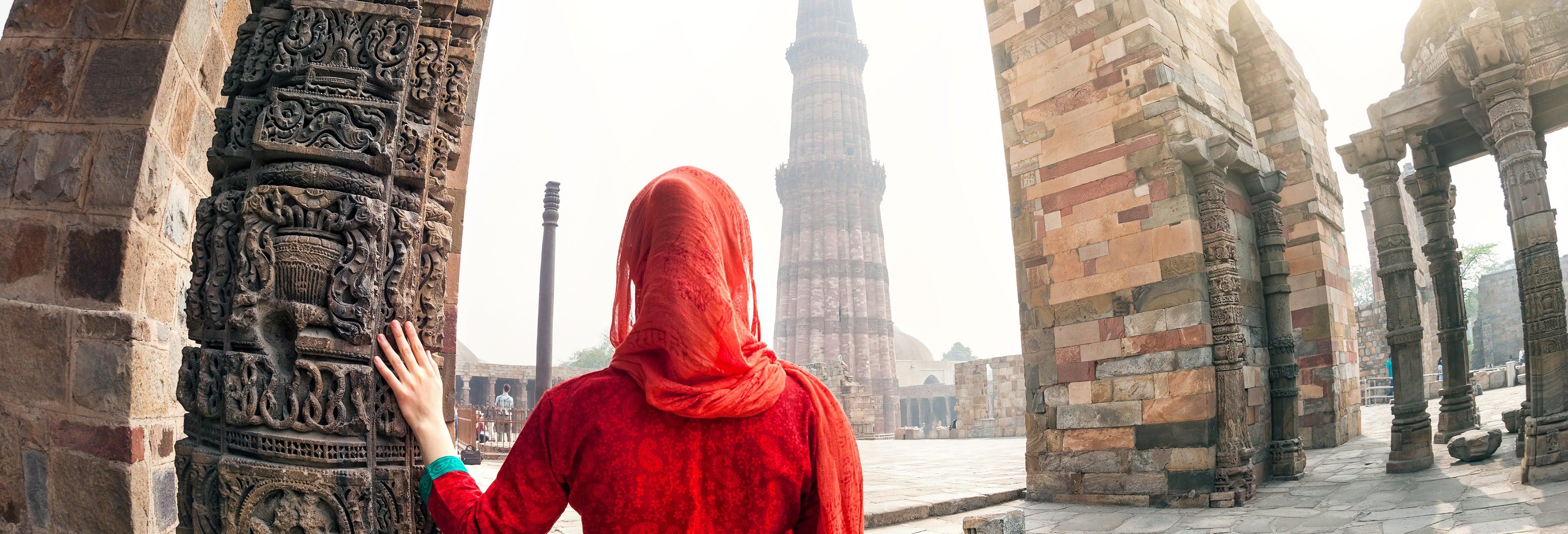 Spiritual Walking Tour of Delhi