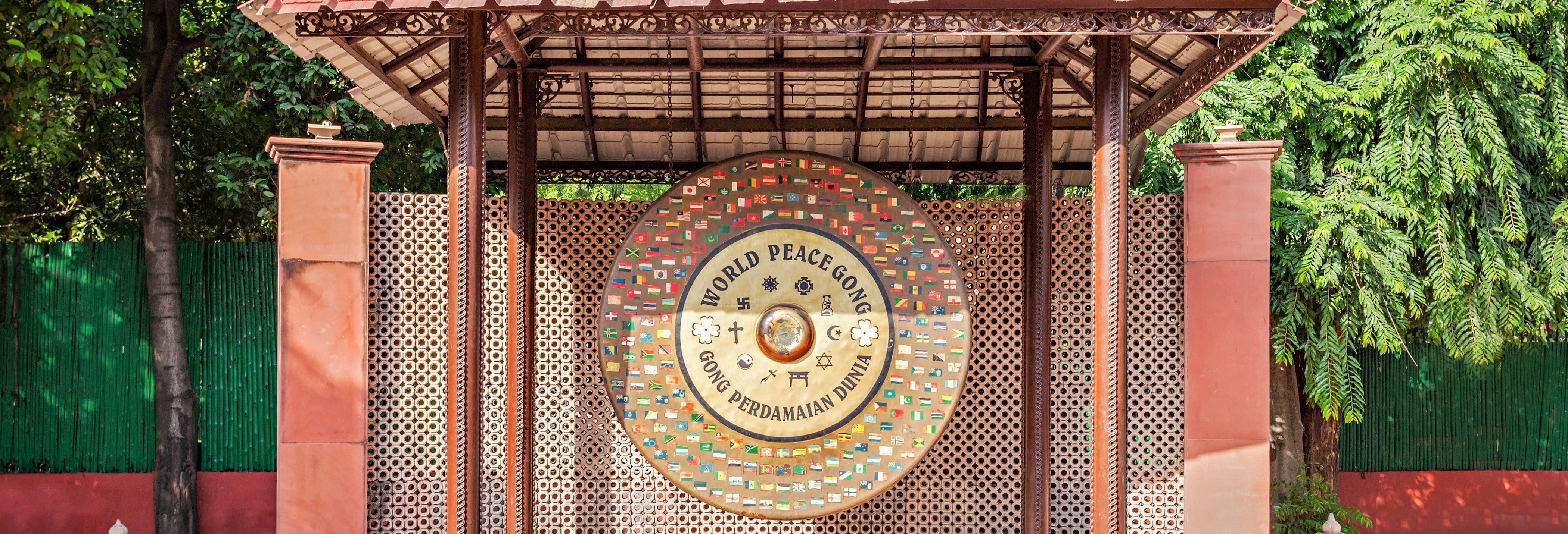 Tour de Gandhi por Delhi