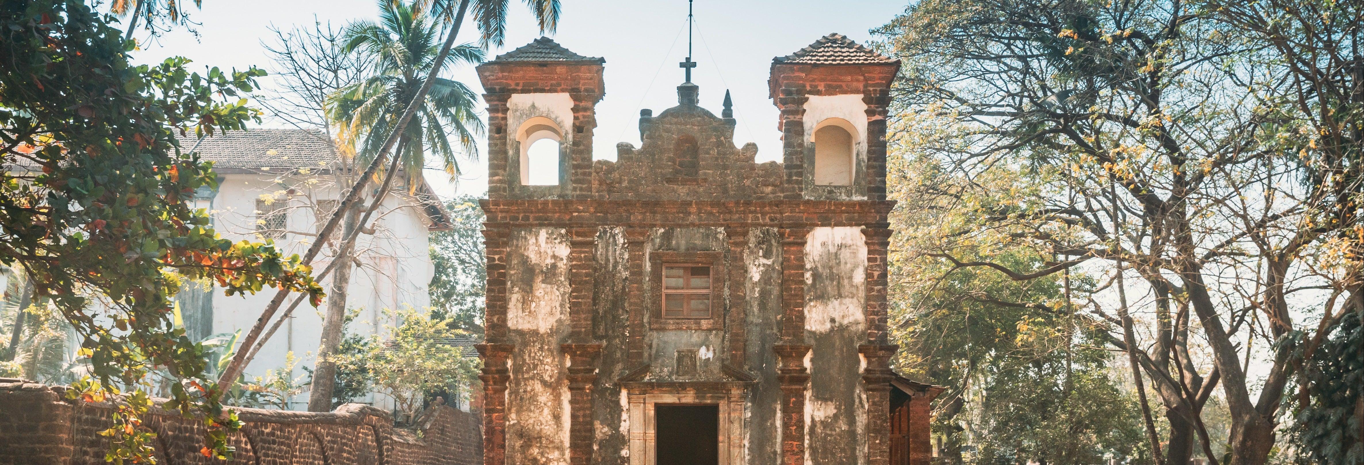 Walking Tour of Old Goa's Churches