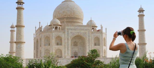 Excursión a Agra