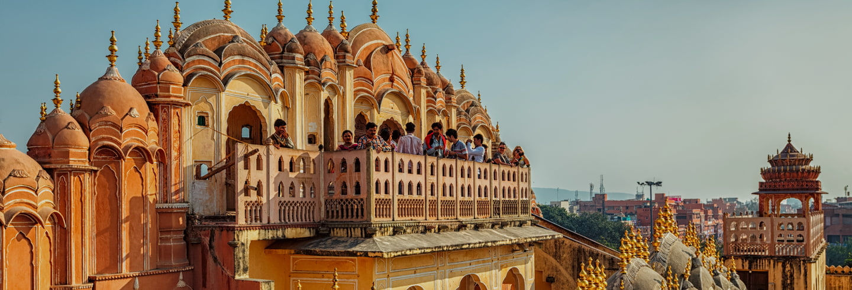 Free tour di Jaipur. Gratis!