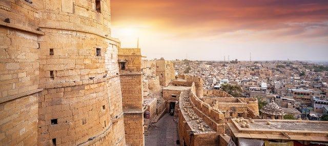 Free tour por Jaisalmer ¡Gratis!