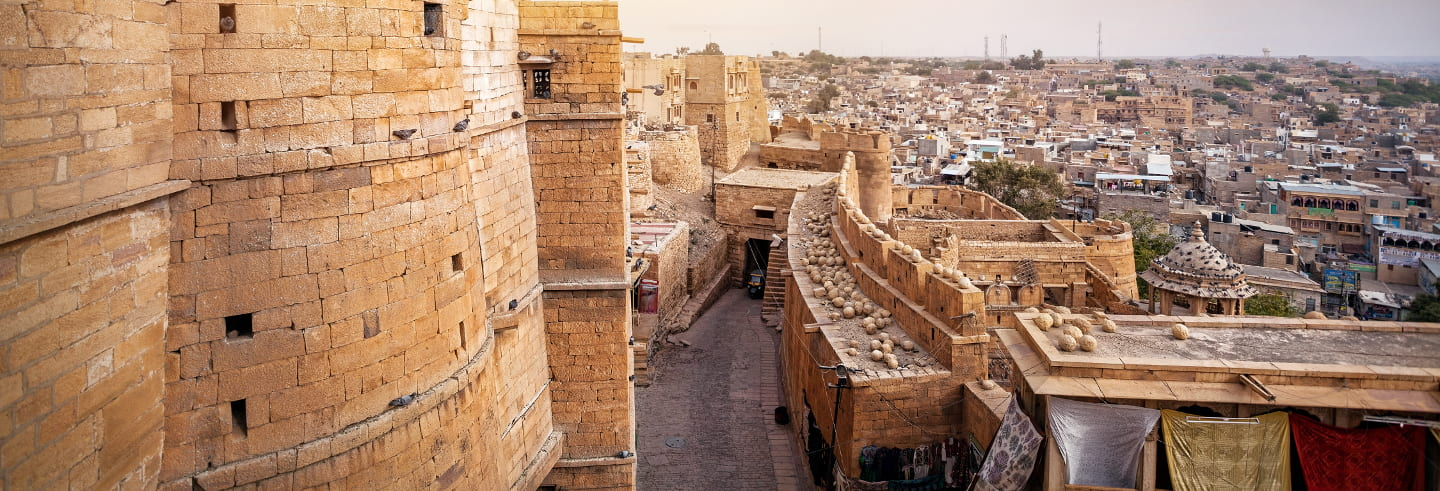 Free Walking Tour of Jaisalmer