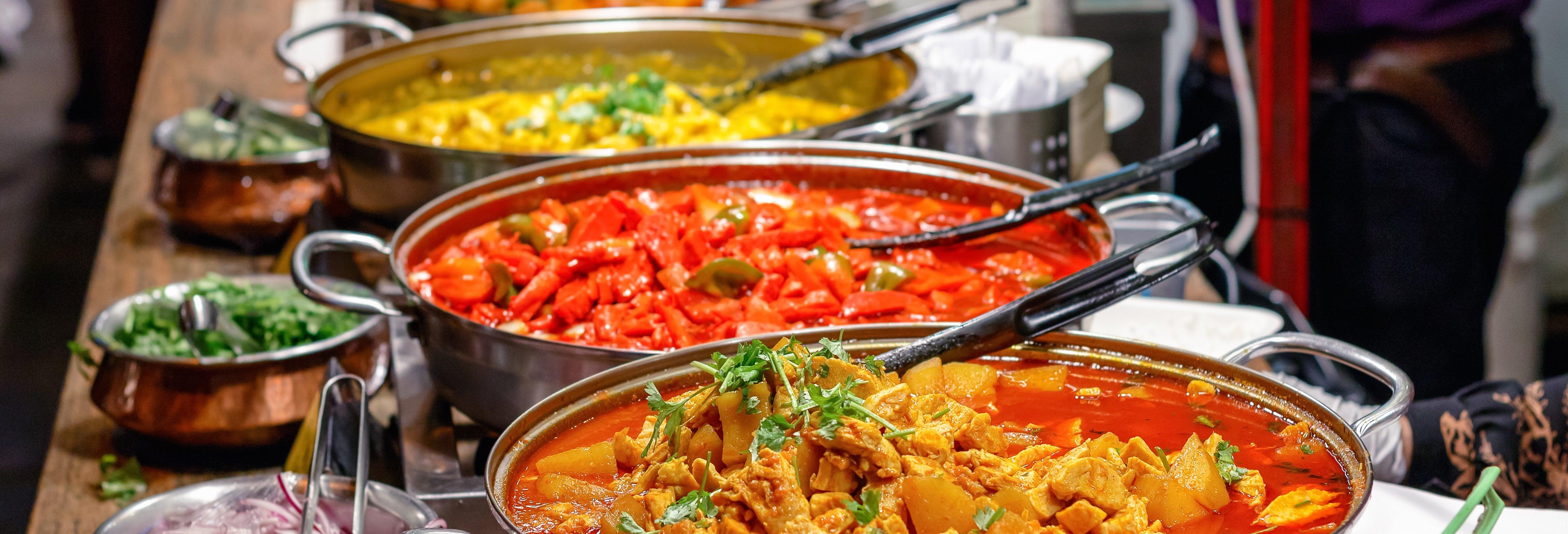 Tour gastronómico por Jodhpur