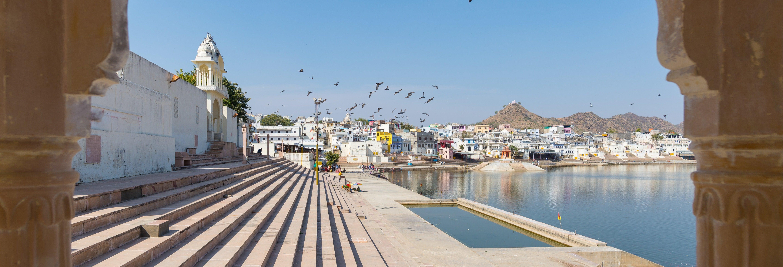 Visite guidée dans Pushkar en français