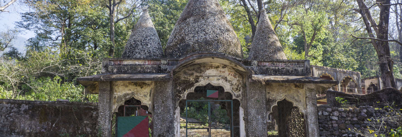 Tour por los ashram de Rishikesh
