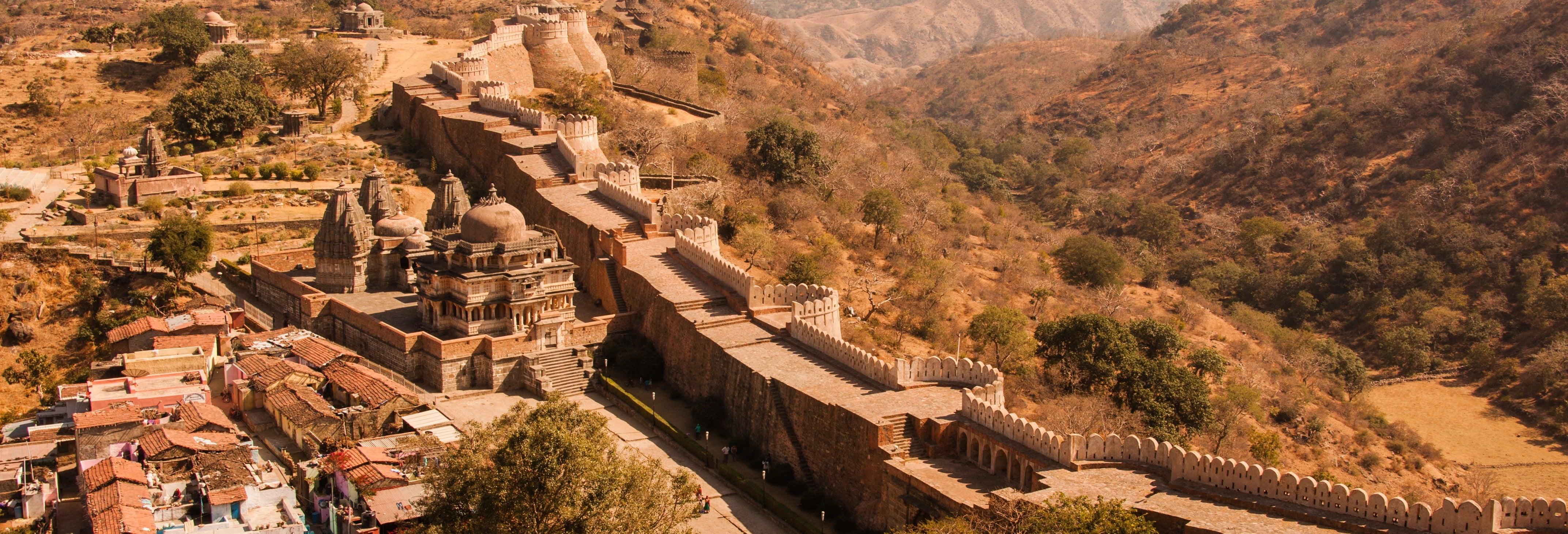 Excursão ao Forte Kumbhalgarh