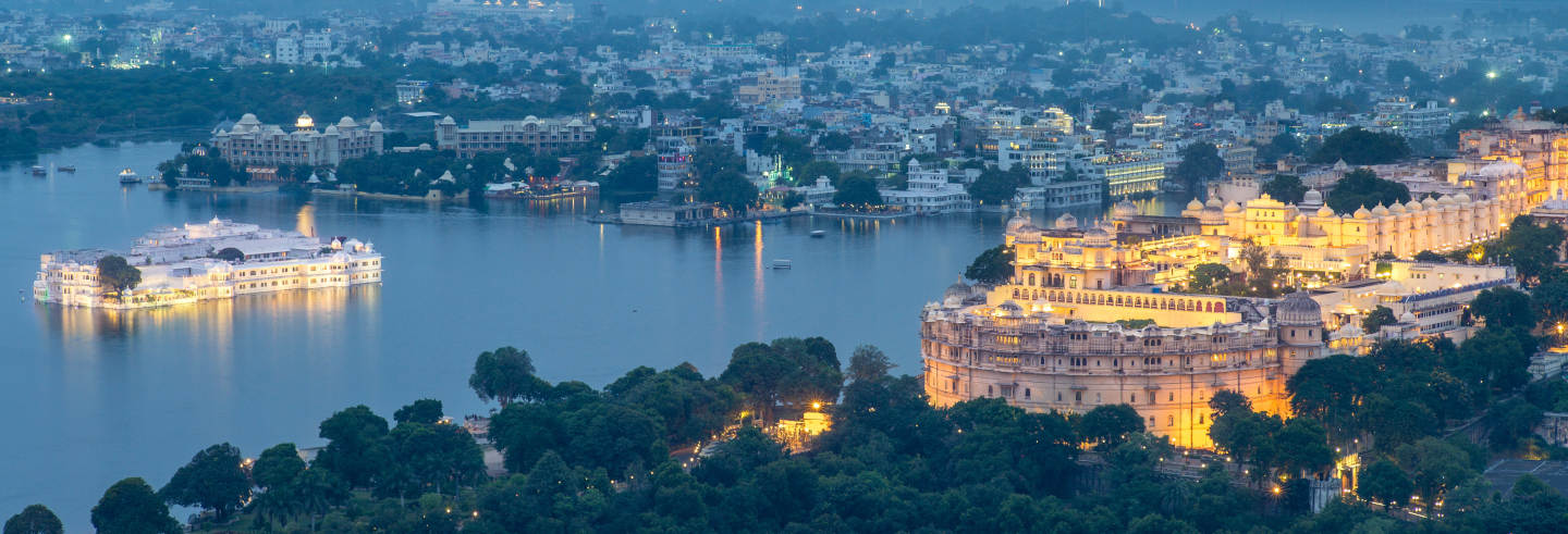 Udaipur by Night Walking Tour