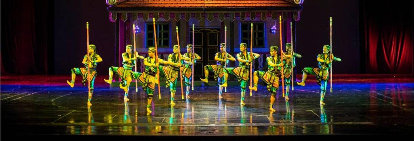 Devdan Show au Théâtre Nusa Dua