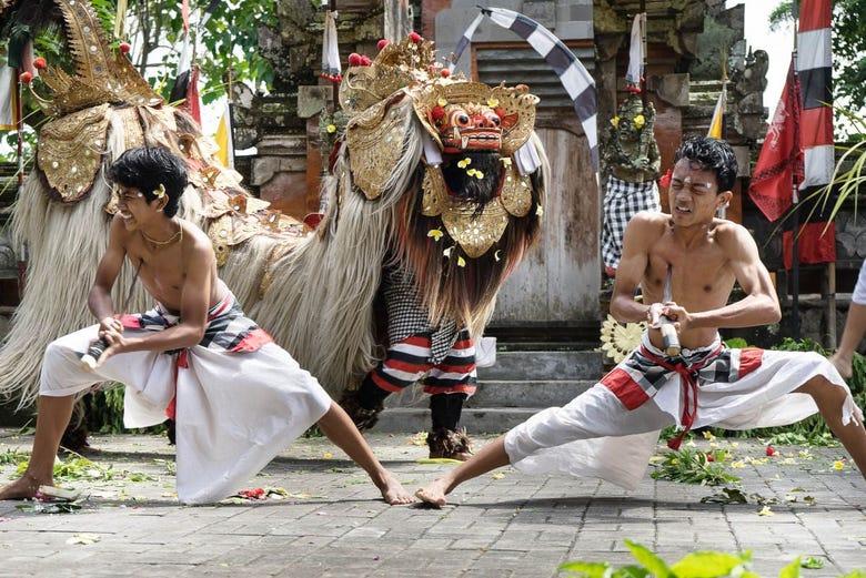,Excursión a Ubud