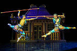 Devdan Show en el Teatro Nusa Dua