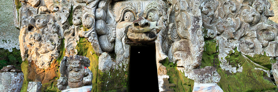 Goa Gajah (Caverna do Elefante)