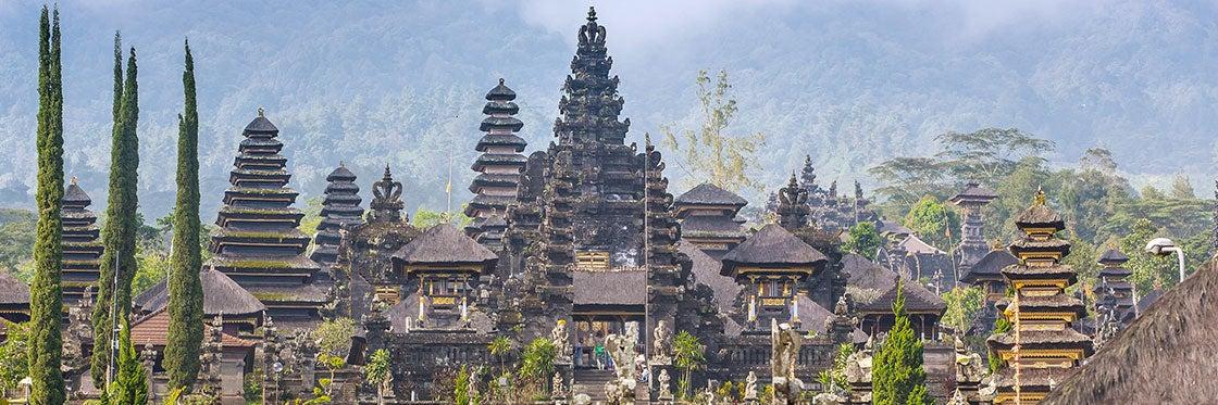 História de Bali