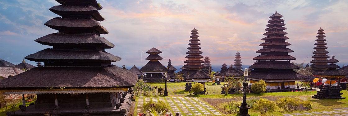 Temple mère de Besakih