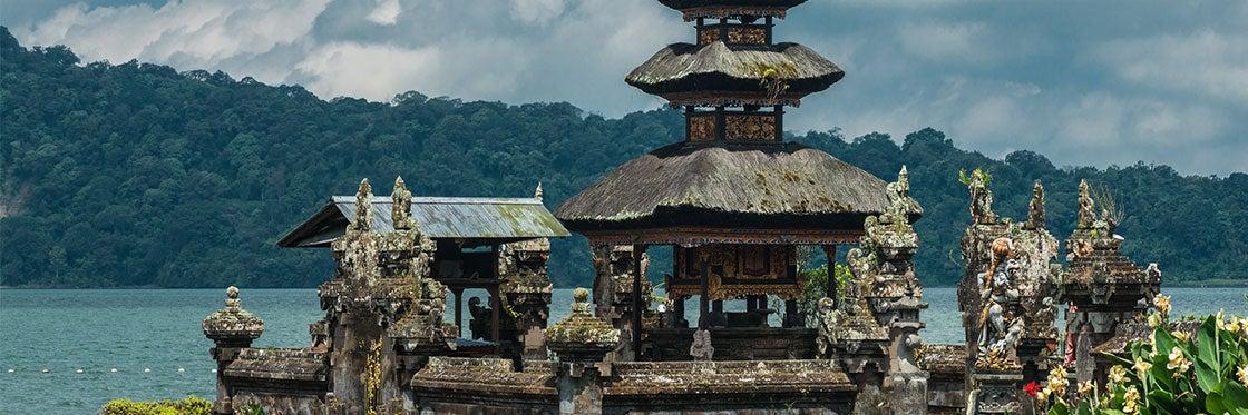 Templo Ulun Danu Batur