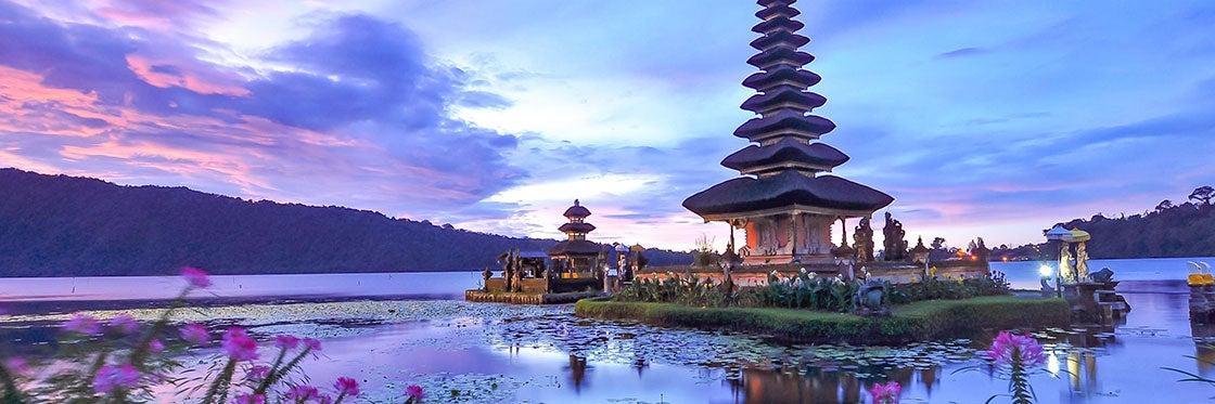 Tempo em Bali