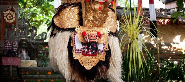 Ruta cultural de Batubulan a Kintamani