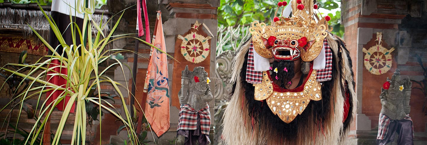 Barong Dance and Kintamani Tour
