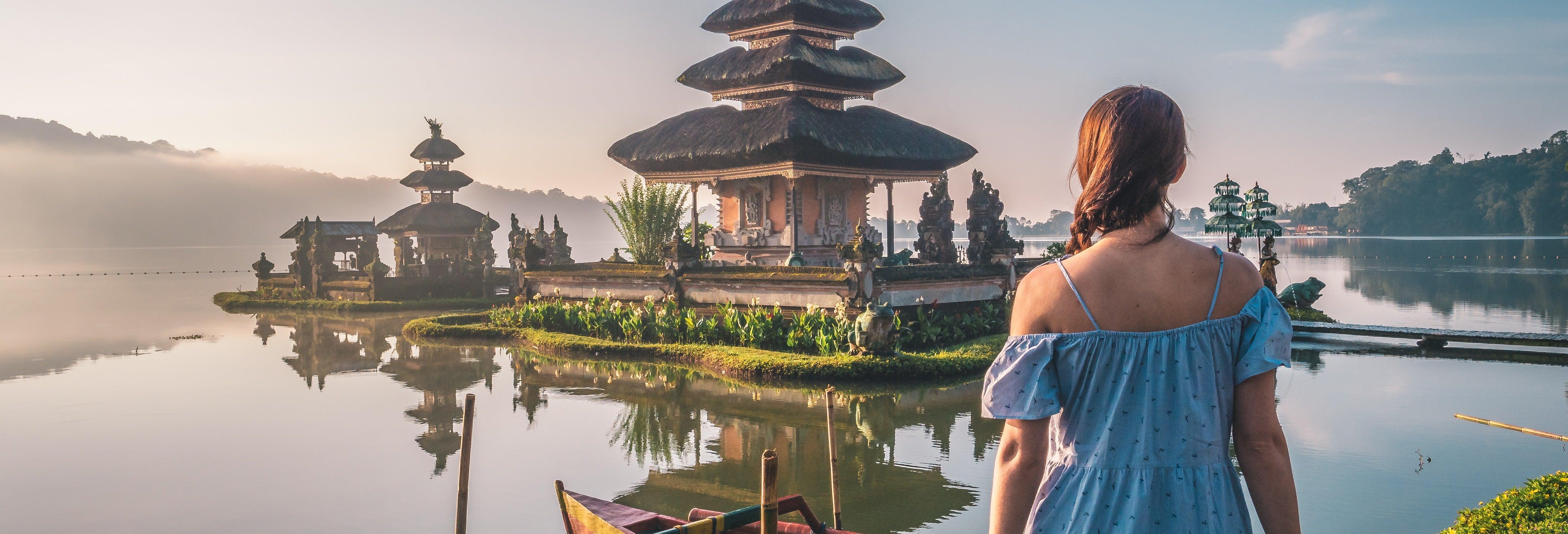 Traslado hasta Bali en lancha rápida