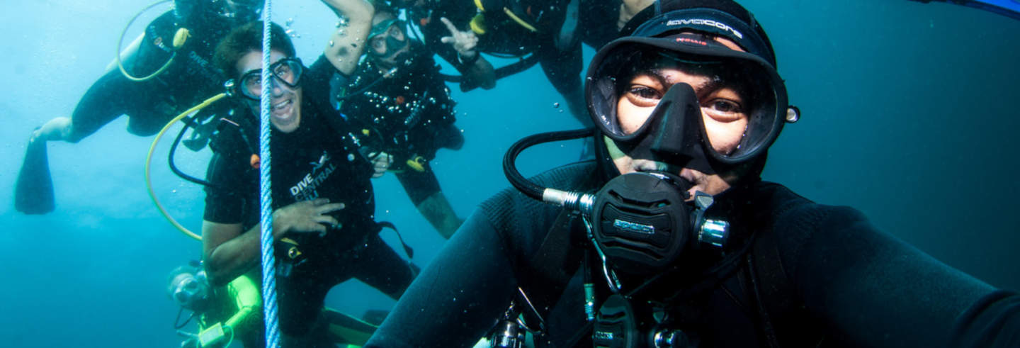 PADI Open Water Diving Course