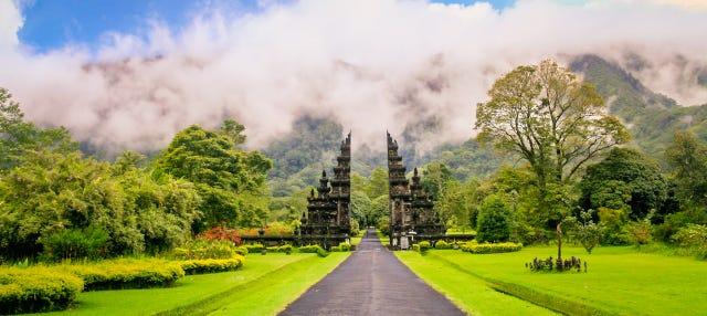 Transfer até Bali de lancha