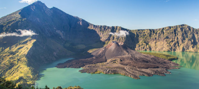 Transfer até Lombok de lancha