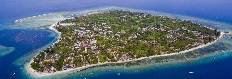 Transfert aux îles Gili en bateau rapide