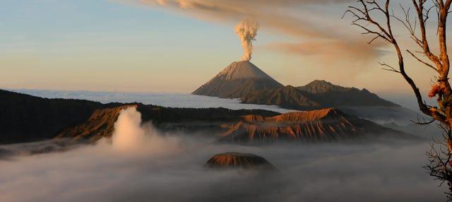 Excursión al volcán Bromo