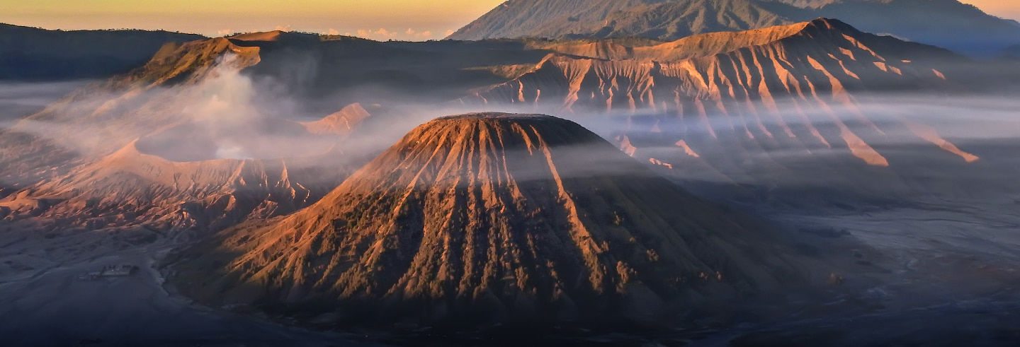 Excursion au volcan Bromo