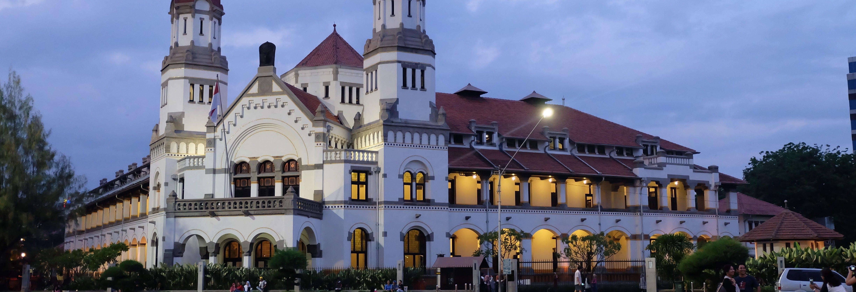 Excursión a Semarang